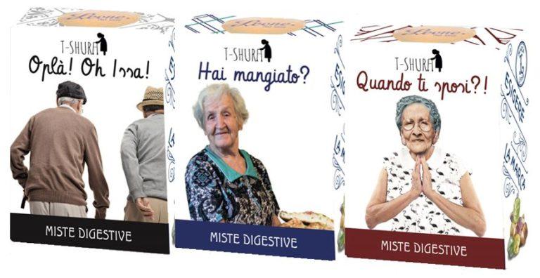 3 confezioni di caramelle Leone realizzate in collaborazione per edizione limitata con T-Shura