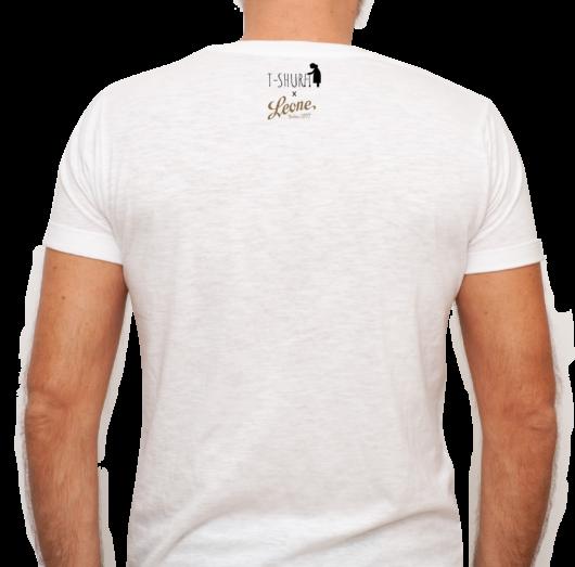 Logo posteriore T-Shura Man e Pastiglie Leone per maglietta nonna Non accettare le caramelle dagli sconosciuti Limited Edition