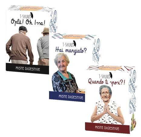 Linea di Caramelle realizzate in collaborazione con Pastiglie Leone Limited Edition T-Shura